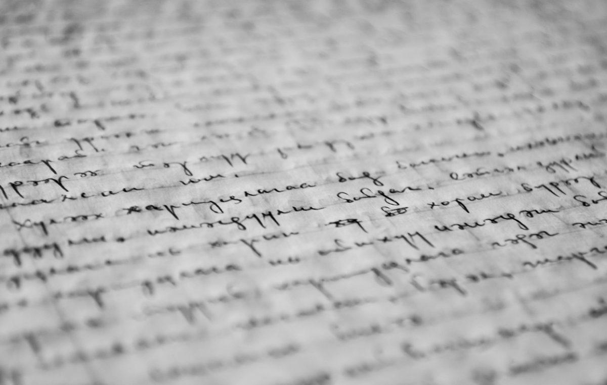 Dopisy rodičů