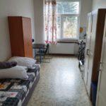 Centrum následné péče - Podporované bydlení - vybavení pokoje pro klienty