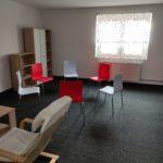 kancelář +místo pro individuální a skupinovou terapii