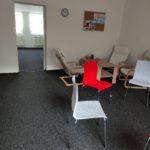 ALTP – kancelář 2 +místo pro individuální a skupinovou terapii