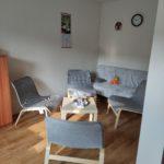 kancelář 1 + místo pro individuální terapii